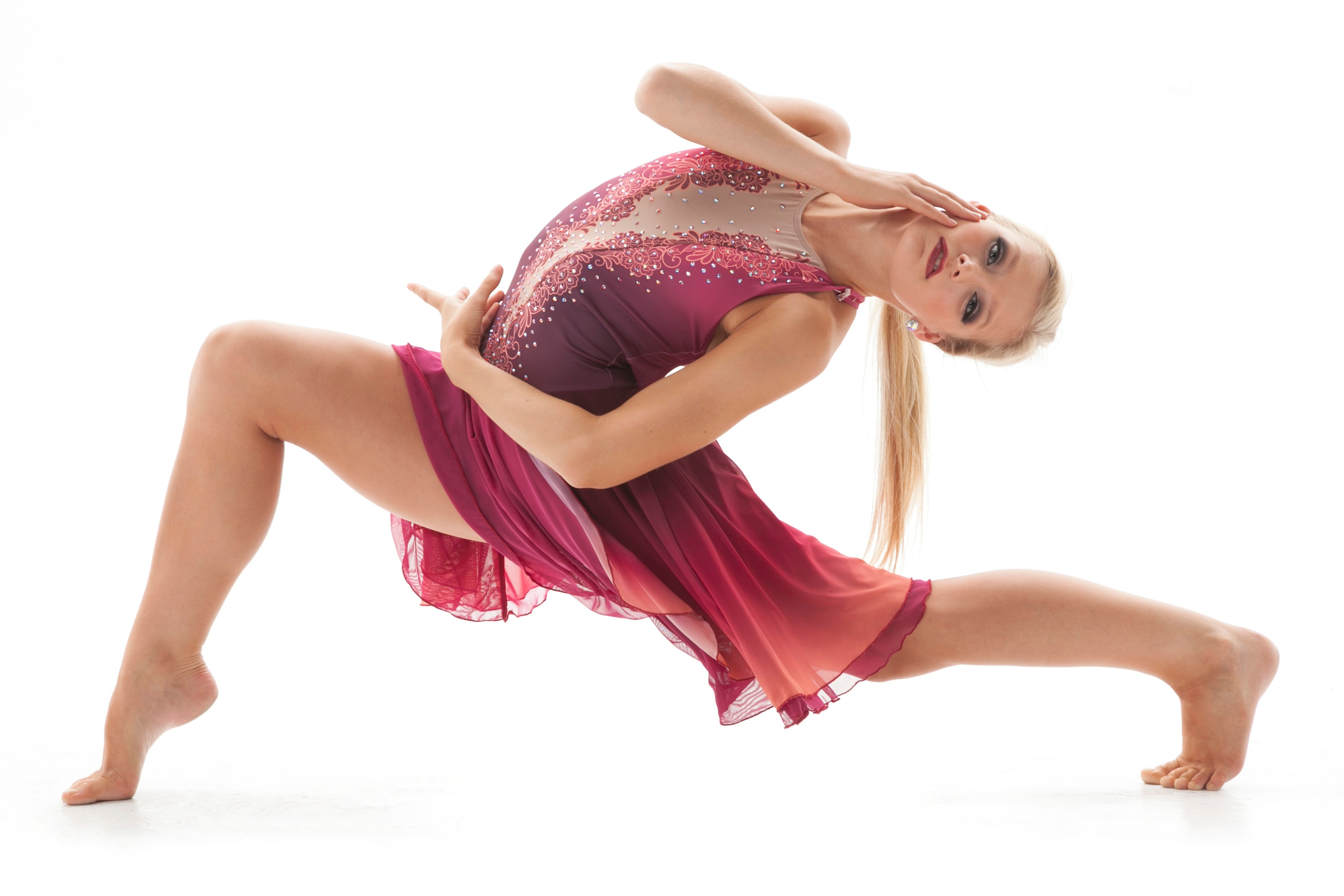 Lyrical and Contemporary dance costume