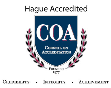 Hague Accredited