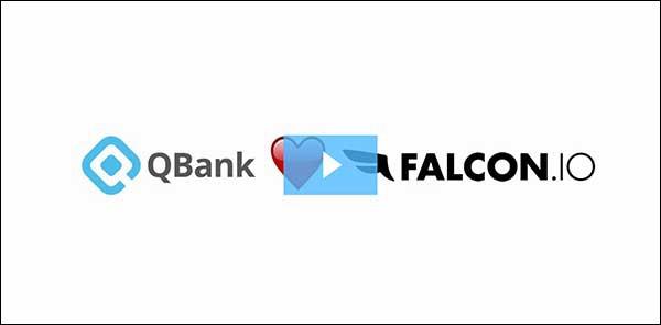 Video QBank + Falcon.io