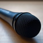 Die-Cut Acoustic Mesh for Microphones