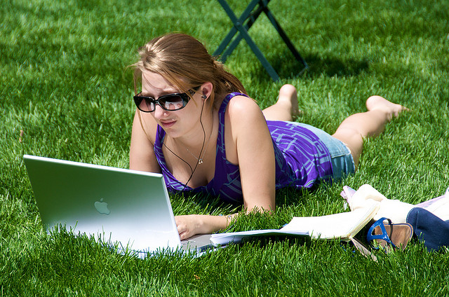MOOCs allow students to access courses from anywhere