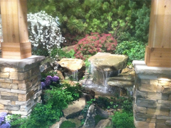 Landscaping Companies Cleveland Ohio At The 2013 Gbhg Show