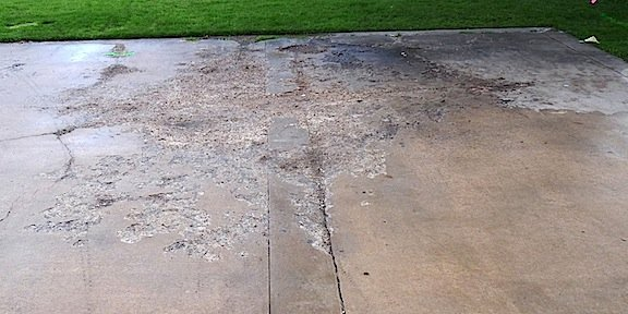 Don T Damage Your Natural Stone Walkways With Rock Salt