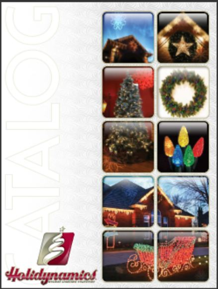Holiday Decor and Lighting Catalog