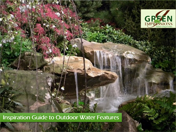 Inspiration Guide To Water Features Cover