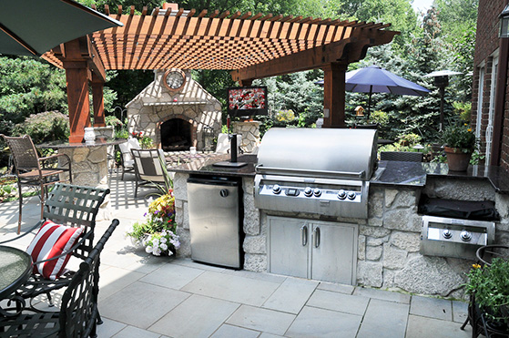 Outdoor Kitchen Financing