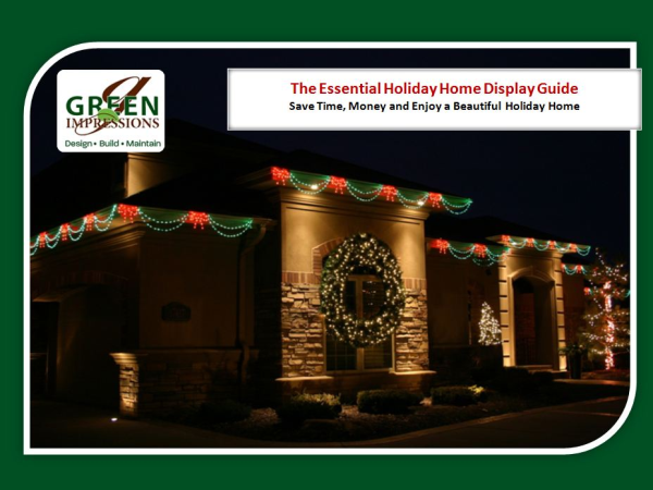 The Essential Holiday Home Display Guide