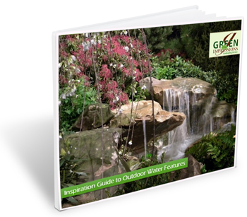 inspiration guide to outdoor water features lp
