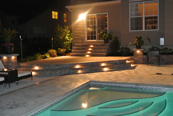The Difference Between Landscape Lighting Types