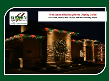 Home Holiday Display Guide