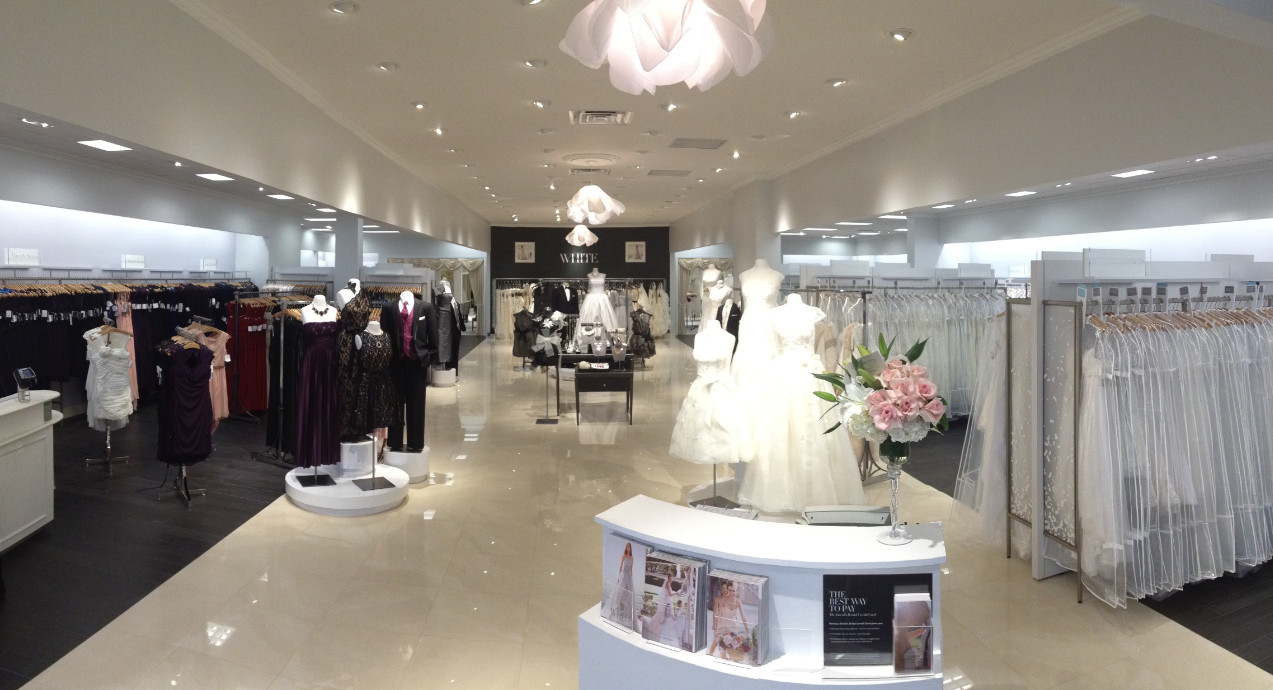 Tapping the Front Line: Empowered Stores at David's Bridal
