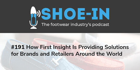 Shoe In Podcast Image