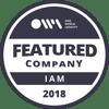 OWI Top 10 IAM Vendor 2018