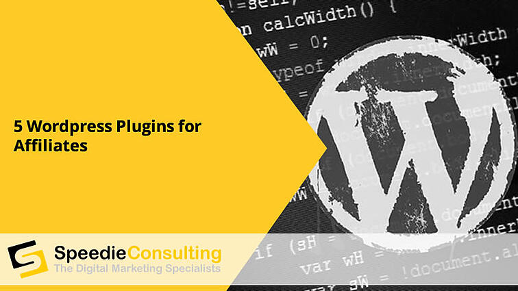 5 Wordpress Plugins for Affiliates