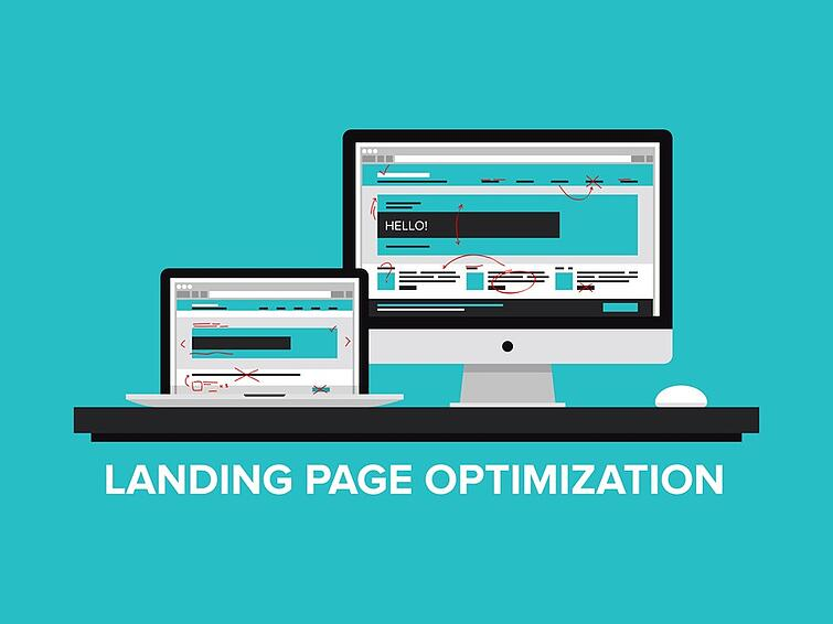 Maximising the effectiveness of your landing pages