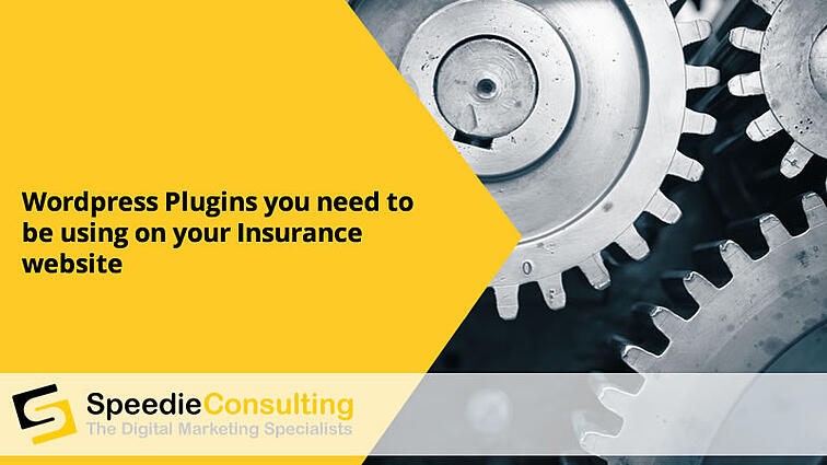Wordpress Plugins you need to be using on your Insurance website
