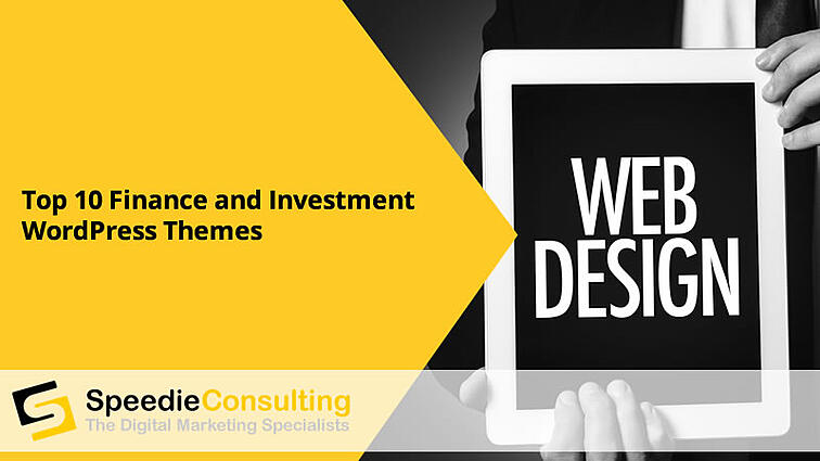 Top 10 Finance and Investment WordPress Themes