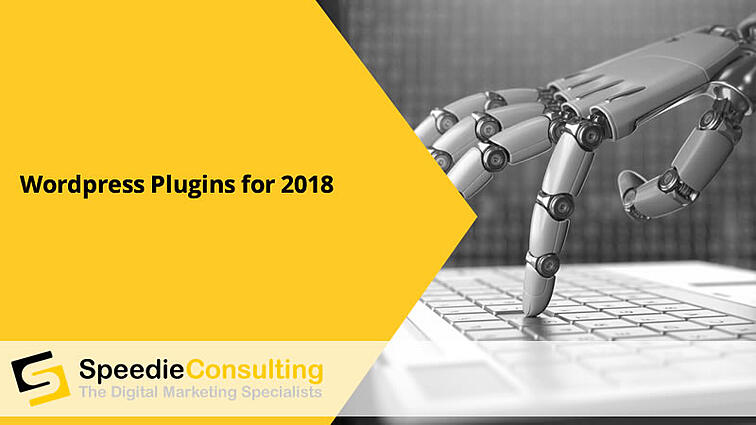 Wordpress plugins for 2018