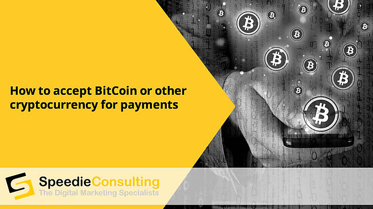 How to accept BitCoin or other cryptocurrency for payments