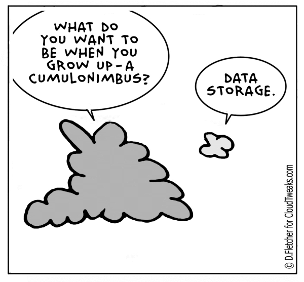 Friday Top Five: In the Cloud