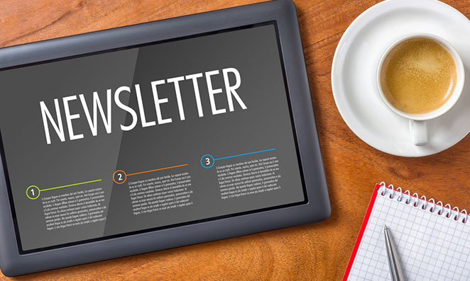 Why write a newsletter