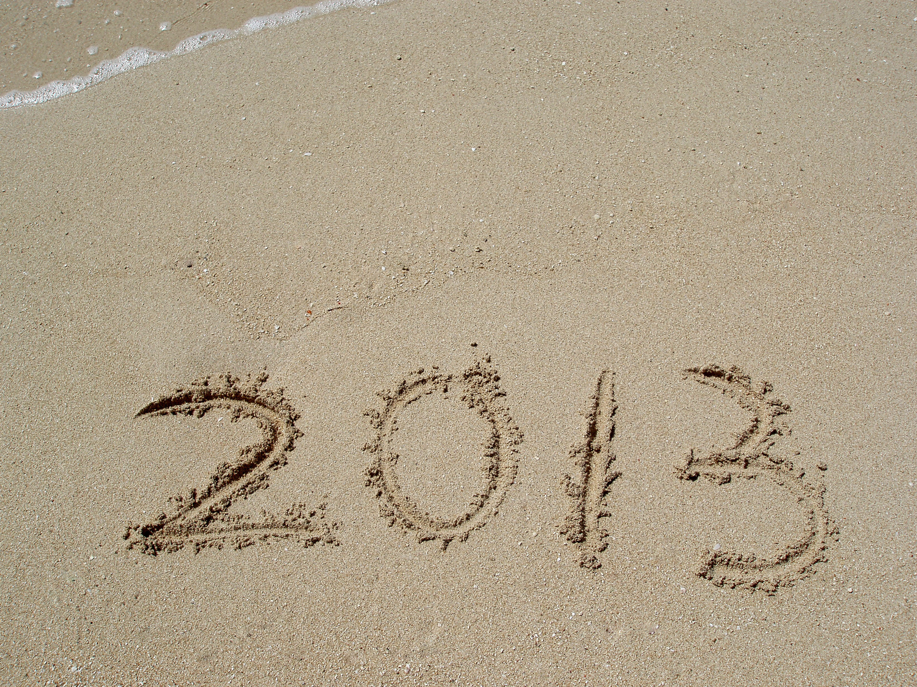 Predictions for 2013