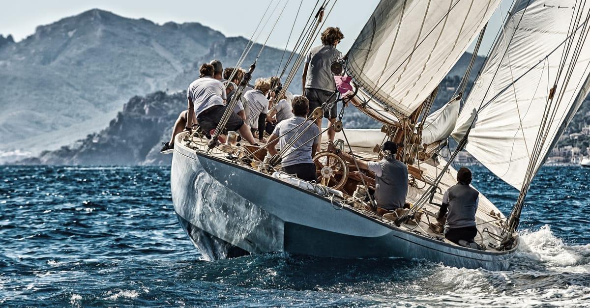 sailing team regatta