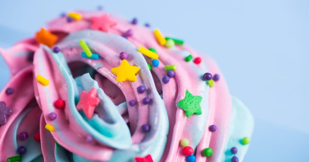 cupcake with SEO Sprinkles