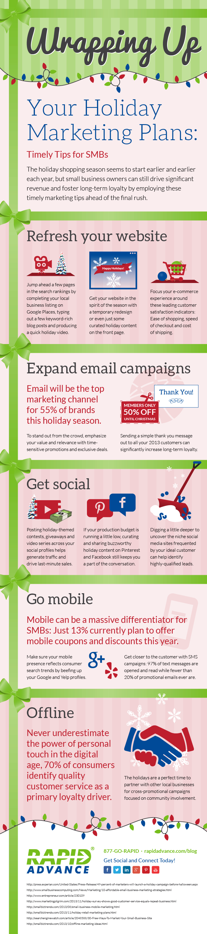 Use These Holiday Marketing Tips to Boost Customer Engagement