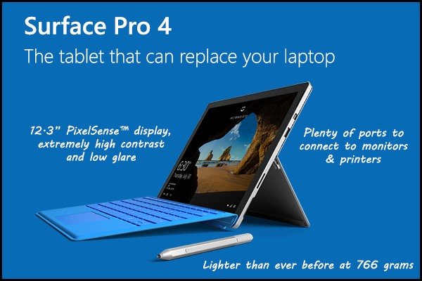 Authorised Device Reseller - Microsoft Surface
