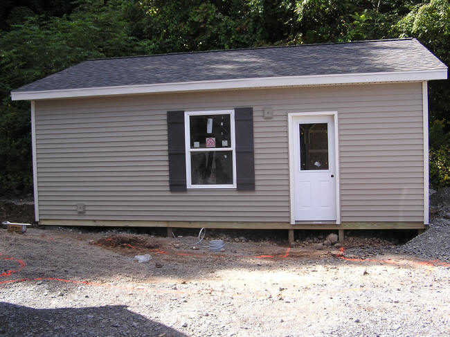Garage additions gerber homes remodeling rochester ny area for Adding onto a pole barn