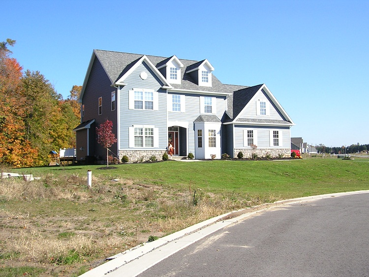 New Home In Webster Ny Community