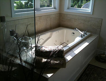 Bathroom remodeling gerber homes remodeling services rochester ny for Bathroom renovation rochester ny