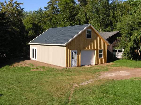 Garage additions gerber homes remodeling rochester ny area for Barn builders ontario