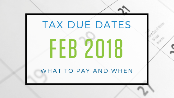 February Due Dates (4)