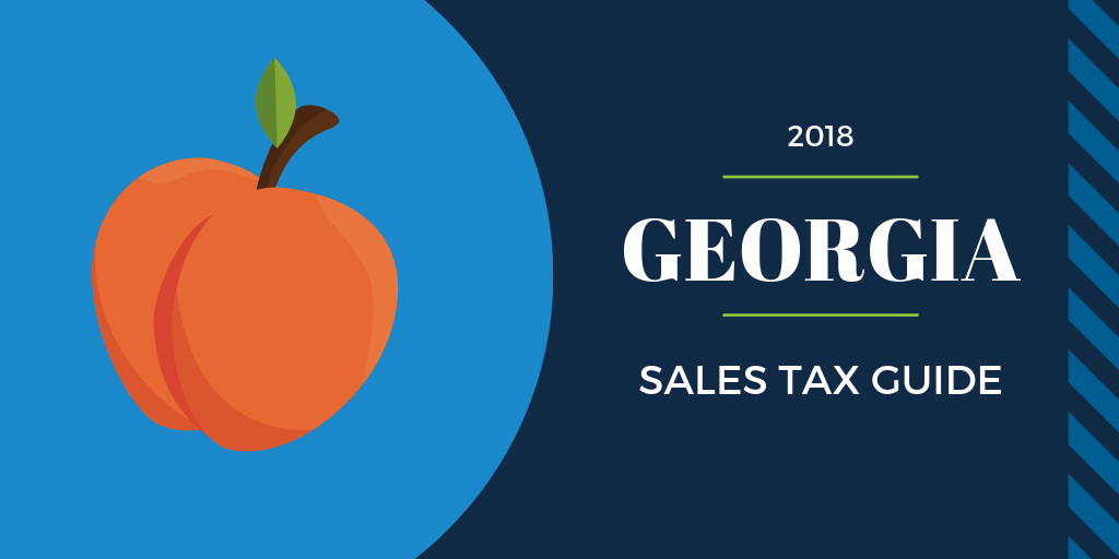 Georgia Sales Tax Guide