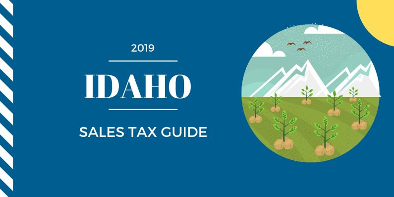 Idaho Sales Tax Guide