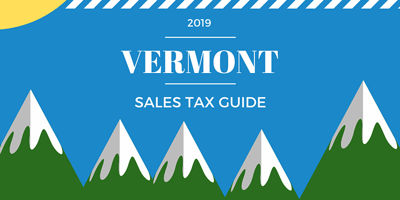 Vermont Sales Tax Guide