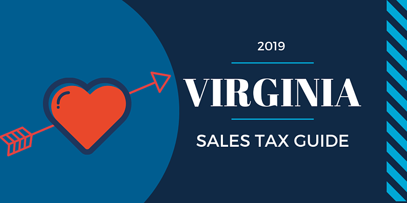 Virginia Sales Tax Guide 2019