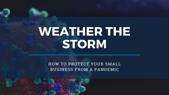 How to protect your small business from a pandemic