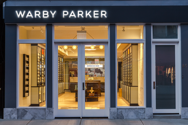 warby parker continues to expand opens store in chicago