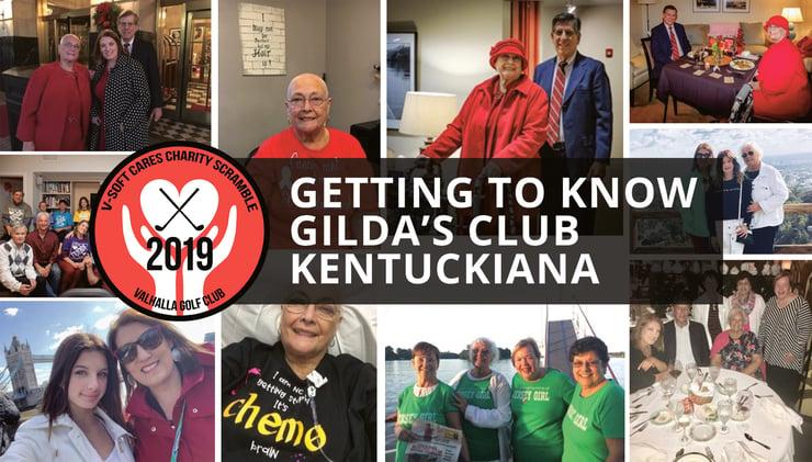 Gilda's Club Member Story: Ann Lustgarten
