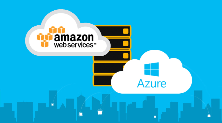 AWS vs Azure - Where Should Your Cloud Be?