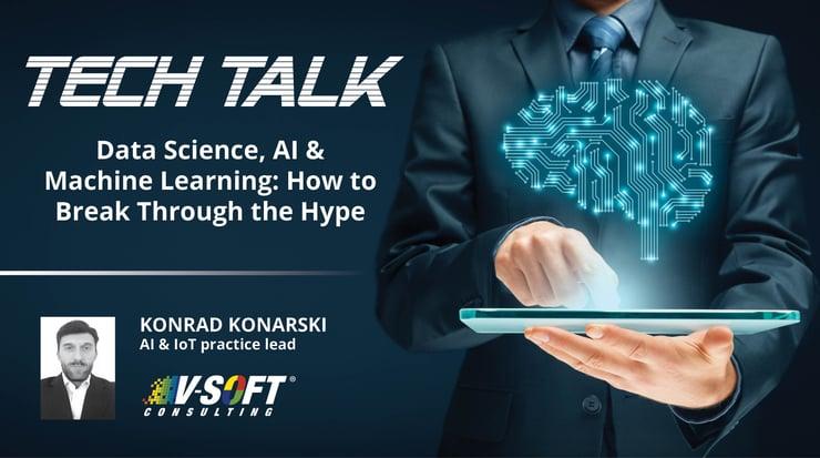 Tech Talk: Break Through the Hype at CAMP IT