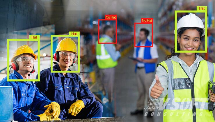 Implementing AI Computer Vision for a Safe and Healthy Workplace