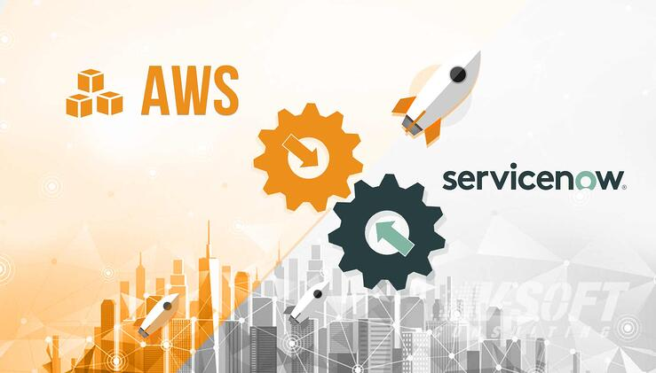 Conducting AWS Integration with ServiceNow Application