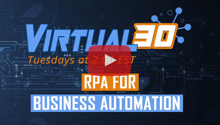 Produce Immediate ROI with Robotic Process Automation