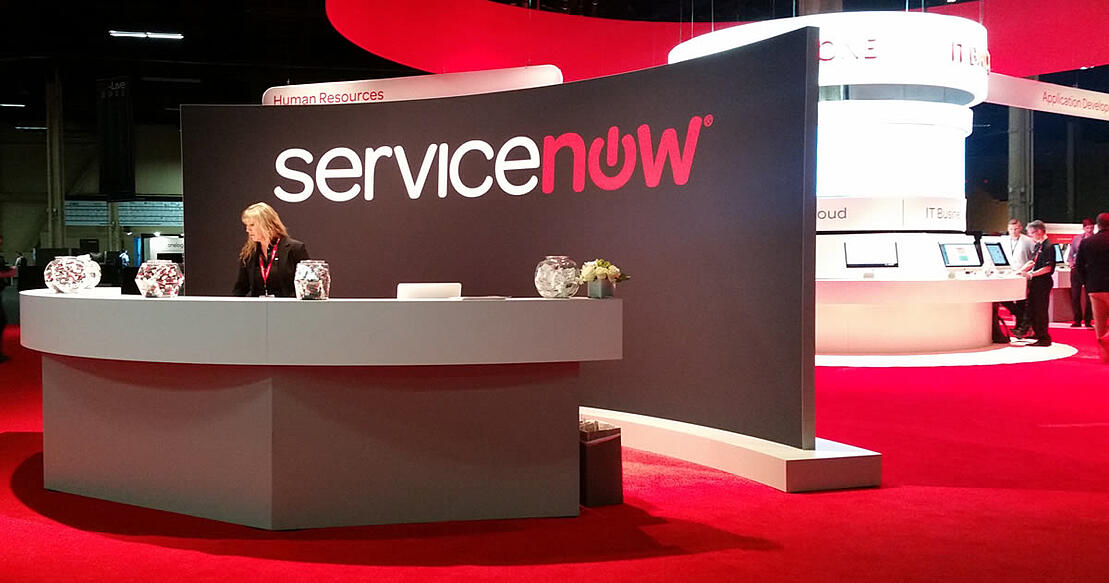ServiceNow Info desk at Knowledge16