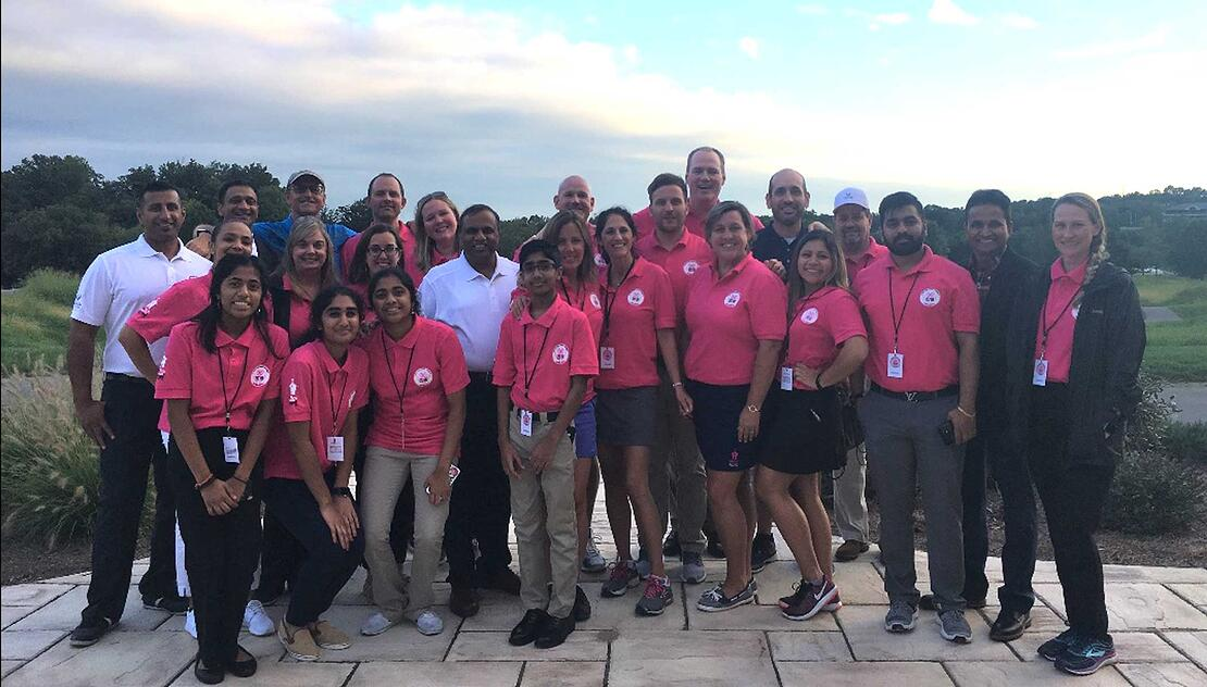 Volunteer Little Pink 2018