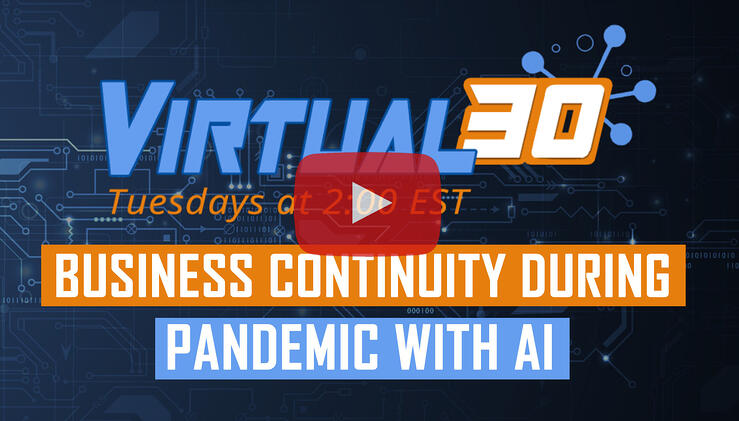AI Computer Vision for Business Continuity in a Pandemic